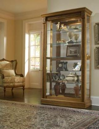 Picture of 2 Way Sliding Door Curio