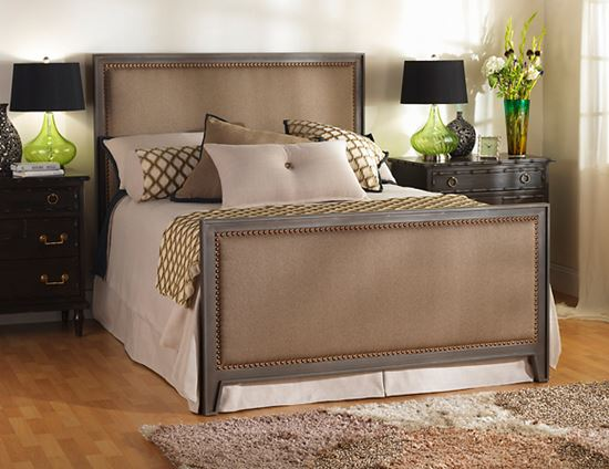 Picture of Avery Upholstered Bed