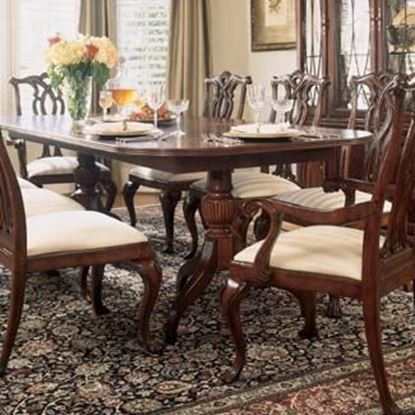 Cherry Grove 792-744R PEDESTAL TABLE