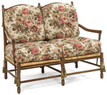 Picture of Kourtney Antique Settee