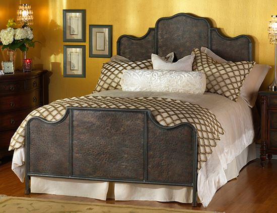Picture of Abington Iron Bed