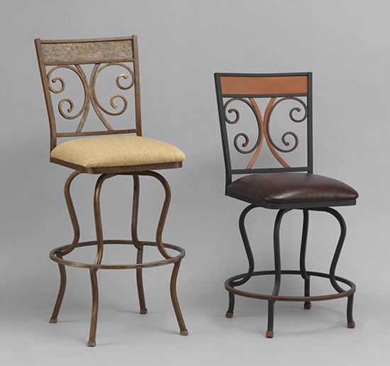 Picture of Greenwood Decorative Barstools