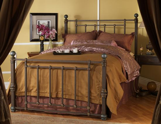 Picture of Hancock Aged Copper Bed