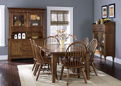 Picture of Treasures Formal Dining Set