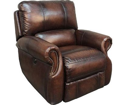 Picture of Hawthorne Brown Wipe Recliner