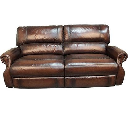 Picture of Hawthorne Brown Wipe SOFA