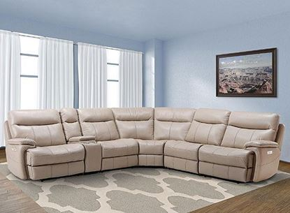 Picture of Dylan Creme Sectional
