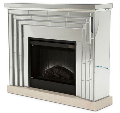 Picture of Montreal Mirrored Fireplace