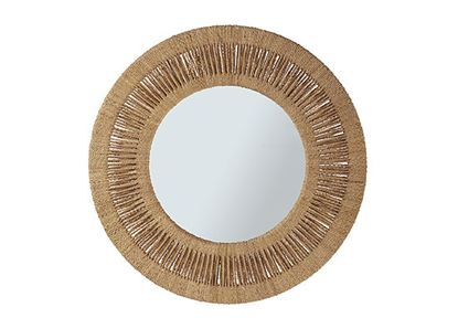 Picture of Coastal Living - Coca Plum Mirror