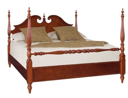 Cherry Grove 791-386R POSTER BED