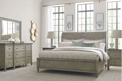 Savona Bedroom Collection with Sleigh Bed