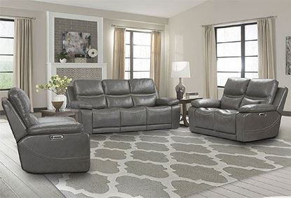 PALMER - GREIGE Power Reclining Collection (MPAL-321PHL-GRG)