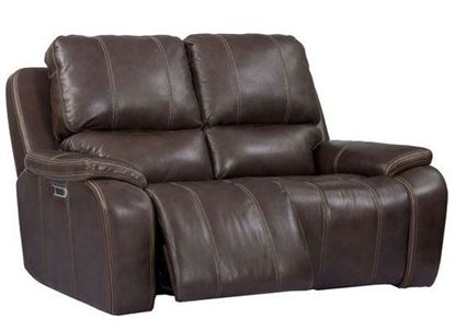 Potter Collection - WALNUT Power Loveseat (MPOT#822PH-WAL)
