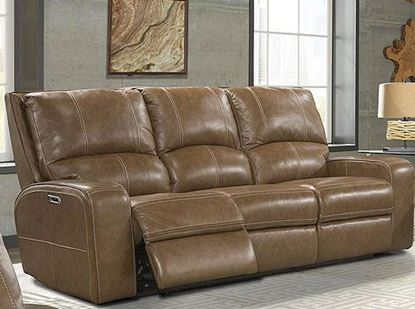 SWIFT Power Sofa - MSWI#832PH (with Bourbon Leather) by Parker House furniture