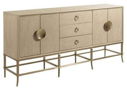 American Drew Carrera Sideboard 923-857 from the Lenox collection