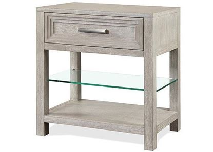 Cascade One Drawer Nightstand 73468 by Riverside furniture