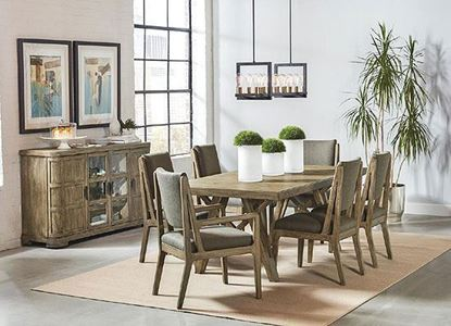 Milton Park Dining Collection with Rectangular Dining Table by Riverside furniture
