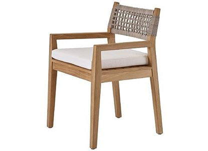 Chesapeake Arm Chair - U012635 from the Coastal Living Outdoor collection