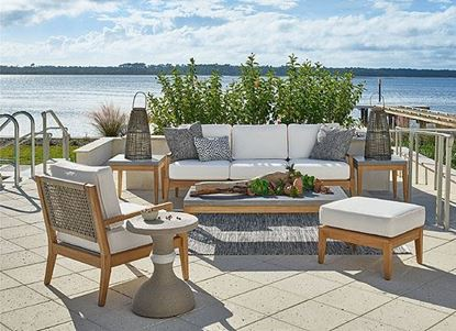 Chesapeake Outdoor Patio Collection - U012400 from Universal furniture