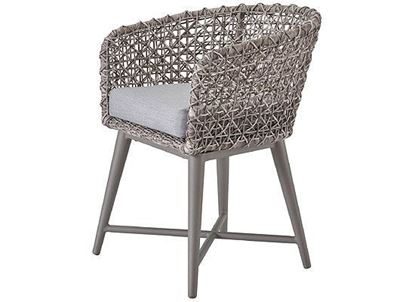 Saybrook Wicker Dining Chair - U012726 from UIniversal furniture