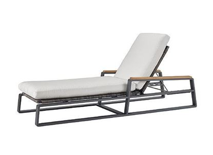 San Clemente Outdoor Chaise Lounge Chair - U012950 from Universal furniture