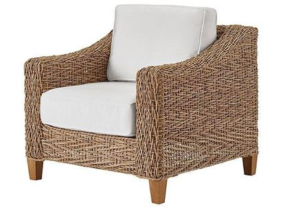 Laconia Wicker Lounge Chair - U012310 from Universal furniture
